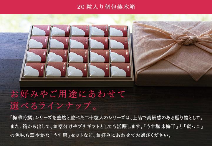 20粒入個包装木箱