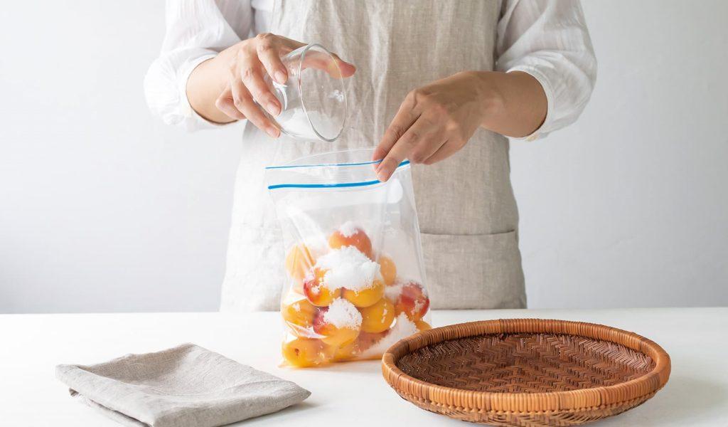 【専門店監修】梅干しの作り方・漬け方について。 手軽にできる少量レシピをご紹介。