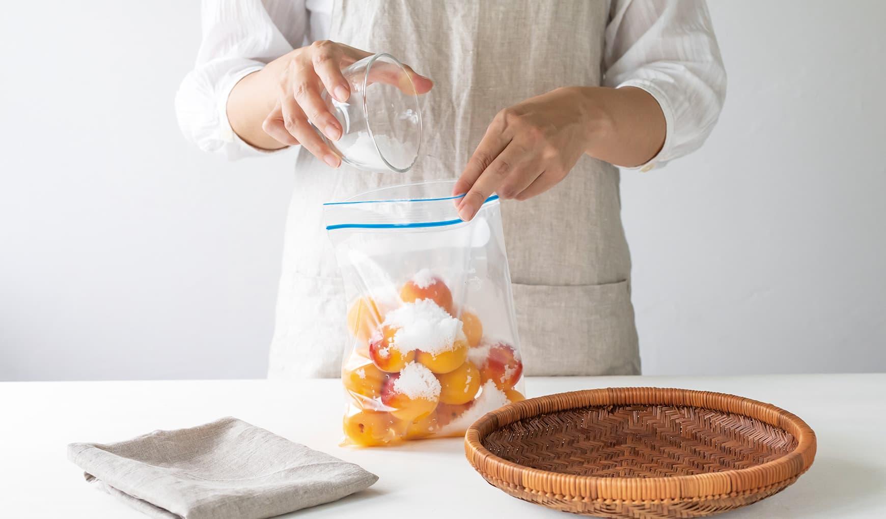 【専門店監修】梅干しの作り方・漬け方について。<br>手軽にできる少量レシピをご紹介。
