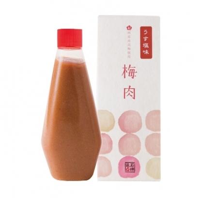 うす塩味梅肉 チュ-ブ 340g