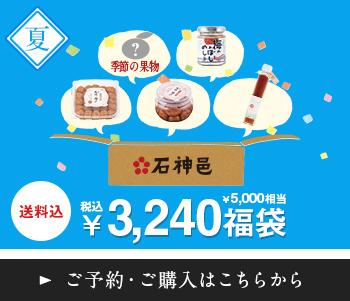 送料込 石神邑の福袋3,240円